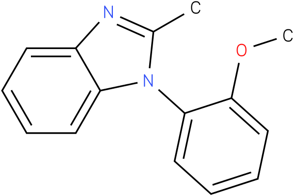 1-(2-Methoxy-phenyl)-2-methyl-1H-benzoimidazole