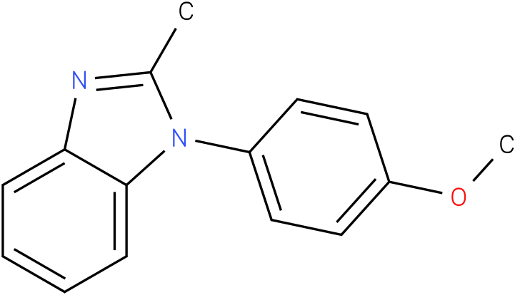 1-(4-Methoxy-phenyl)-2-methyl-1H-benzoimidazole