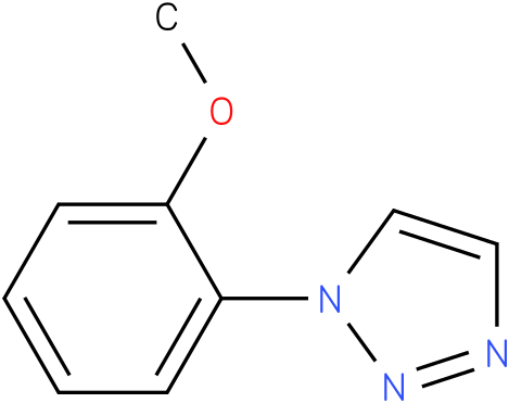 1-(2-Methoxy-phenyl)-1H-[1,2,3]triazole