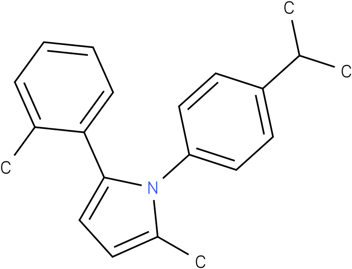 1-(4-Isopropyl-phenyl)-2-methyl-5-o-tolyl-1H-pyrrole