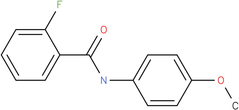 2-Fluoro-N-(4-methoxy-phenyl)-benzamide