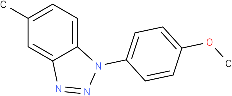 1-(4-Methoxy-phenyl)-5-methyl-1H-benzotriazole