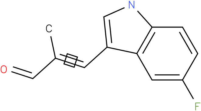 1-(5-Fluoro-1H-indol-3-yl)-2-methyl-propenone