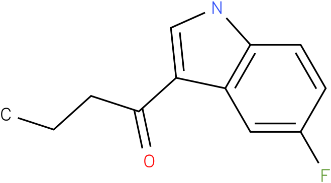 1-(5-Fluoro-1H-indol-3-yl)-butan-1-one