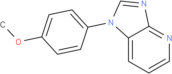 1-(4-Methoxy-phenyl)-1H-imidazo[4,5-b]pyridine