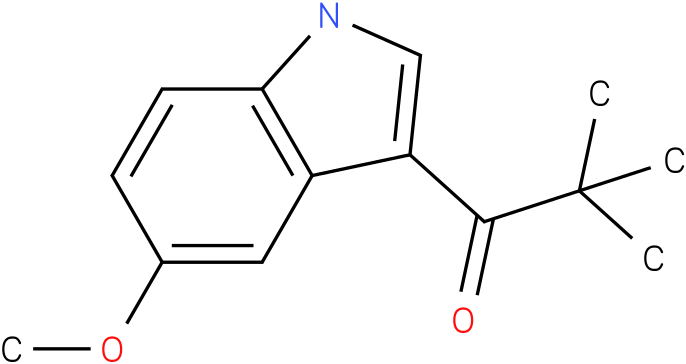1-(5-Methoxy-1H-indol-3-yl)-2,2-dimethyl-propan-1-one