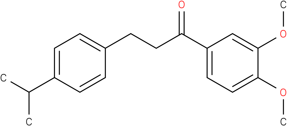 1-(3,4-Dimethoxy-phenyl)-3-(4-isopropyl-phenyl)-propan-1-one
