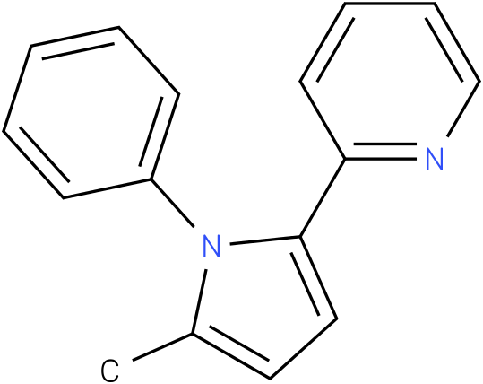 2-(5-Methyl-1-phenyl-1H-pyrrol-2-yl)-pyridine