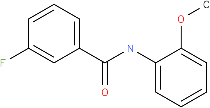 3-Fluoro-N-(2-methoxy-phenyl)-benzamide