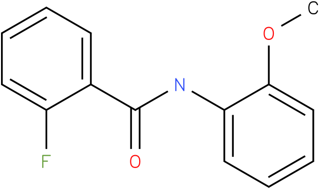 2-Fluoro-N-(2-methoxy-phenyl)-benzamide