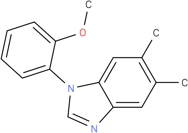 1-(2-Methoxy-phenyl)-5,6-dimethyl-1H-benzoimidazole