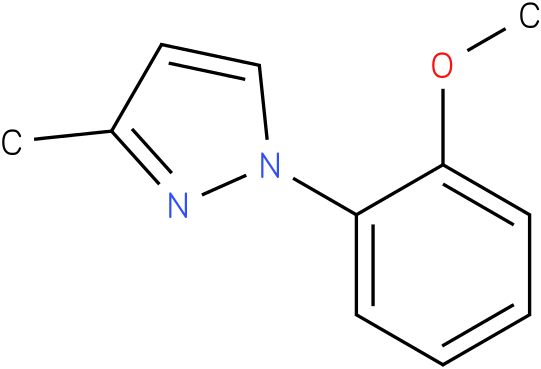 1-(2-Methoxy-phenyl)-3-methyl-1H-pyrazole