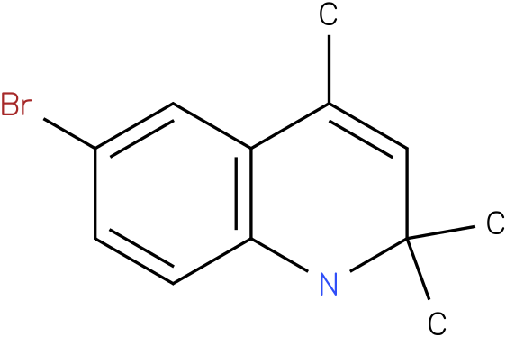 6-Bromo-2,2,4-trimethyl-1,2-dihydro-quinoline