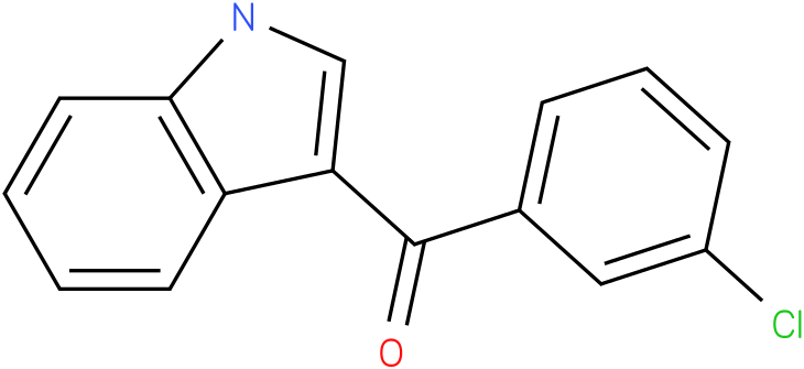 (3-Chloro-phenyl)-(1H-indol-3-yl)-methanone
