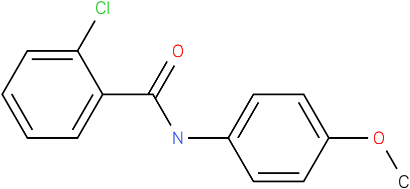 2-Chloro-N-(4-methoxy-phenyl)-benzamide