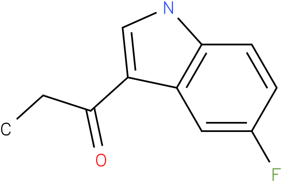 1-(5-Fluoro-1H-indol-3-yl)-propan-1-one