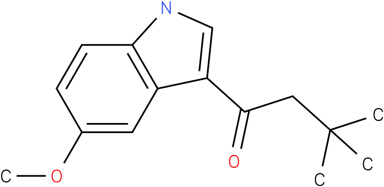1-(5-Methoxy-1H-indol-3-yl)-3,3-dimethyl-butan-1-one