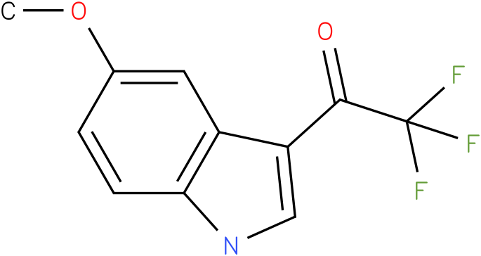 2,2,2-Trifluoro-1-(5-methoxy-1H-indol-3-yl)-ethanone
