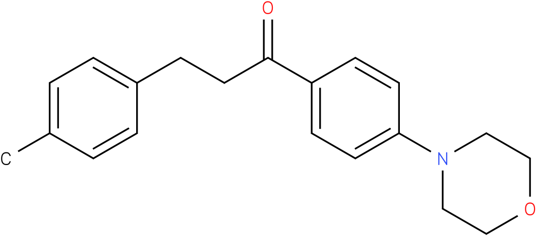 1-(4-Morpholin-4-yl-phenyl)-3-p-tolyl-propan-1-one