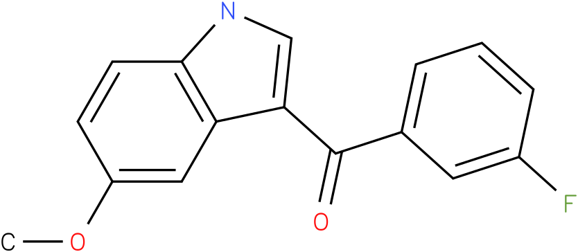 (3-Fluoro-phenyl)-(5-methoxy-1H-indol-3-yl)-methanone