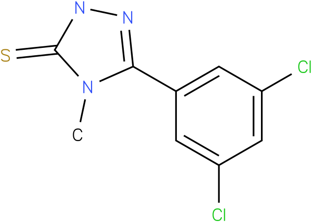 5-(3,5-Dichloro-phenyl)-4-methyl-2,4-dihydro-[1,2,4]triazole-3-thione