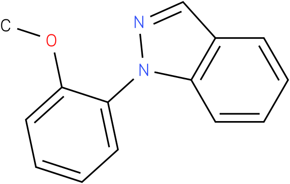 1-(2-Methoxy-phenyl)-1H-indazole