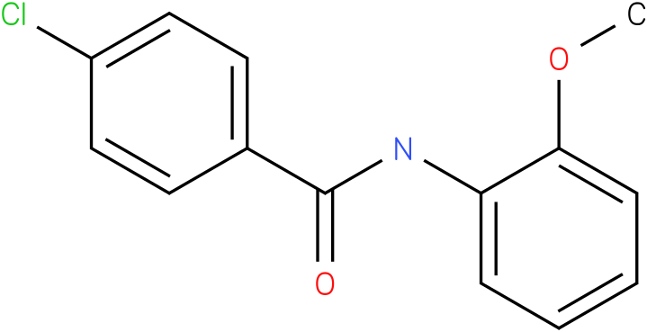 4-Chloro-N-(2-methoxy-phenyl)-benzamide