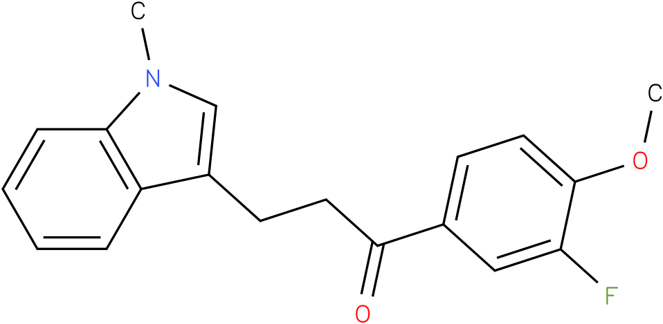 1-(3-Fluoro-4-methoxy-phenyl)-3-(1-methyl-1H-indol-3-yl)-propan-1-one
