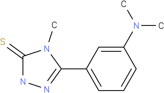 5-(3-Dimethylamino-phenyl)-4-methyl-2,4-dihydro-[1,2,4]triazole-3-thione