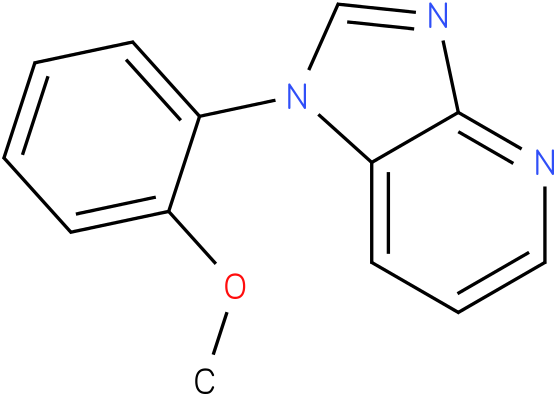 1-(2-Methoxy-phenyl)-1H-imidazo[4,5-b]pyridine