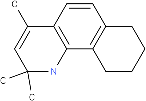 2,2,4-Trimethyl-1,2,7,8,9,10-hexahydro-benzo[h]quinoline