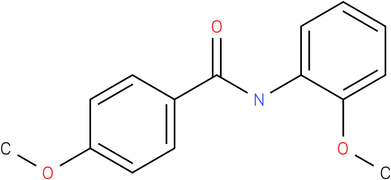 4-Methoxy-N-(2-methoxy-phenyl)-benzamide