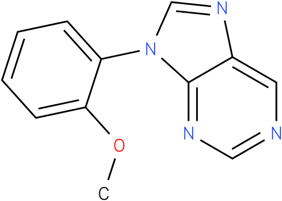 9-(2-Methoxy-phenyl)-9H-purine