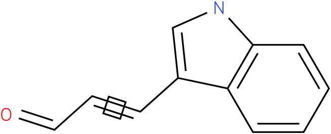 1-(1H-Indol-3-yl)-propenone