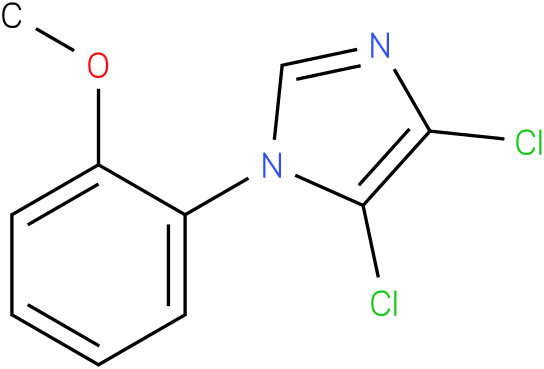 4,5-Dichloro-1-(2-methoxy-phenyl)-1H-imidazole