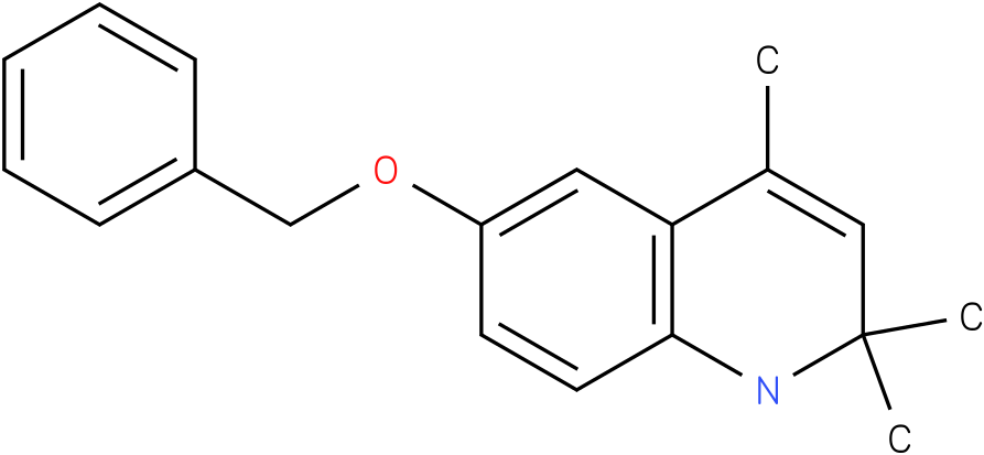 6-Benzyloxy-2,2,4-trimethyl-1,2-dihydro-quinoline