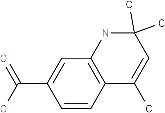 2,2,4-Trimethyl-1,2-dihydro-quinoline-7-carboxylic acid