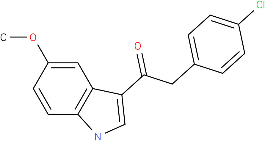 2-(4-Chloro-phenyl)-1-(5-methoxy-1H-indol-3-yl)-ethanone