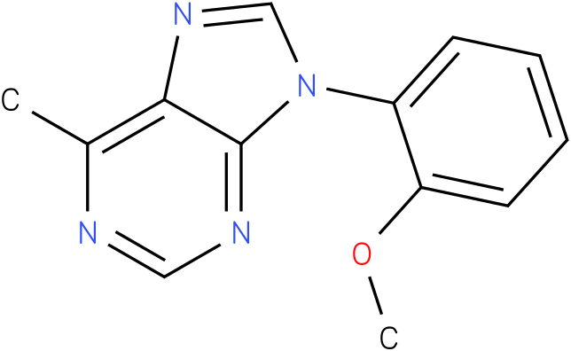 9-(2-Methoxy-phenyl)-6-methyl-9H-purine