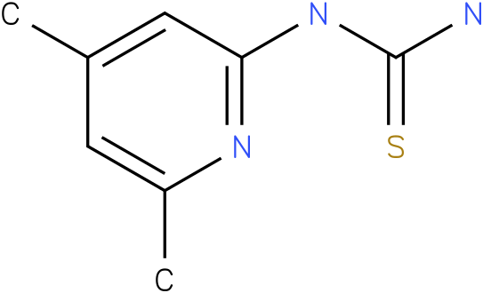 (4,6-Dimethyl-pyridin-2-yl)-thiourea