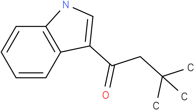 1-(1H-Indol-3-yl)-3,3-dimethyl-butan-1-one
