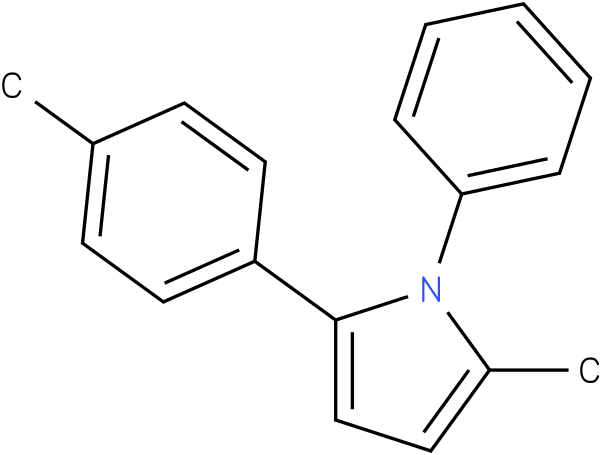 2-Methyl-1-phenyl-5-p-tolyl-1H-pyrrole