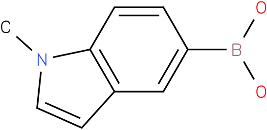 1-METHYL-1H-INDOLE-5-BORONIC ACID 2,2-DIMETHYL PROPANE DIOL-1,3-CYCLIC ESTER