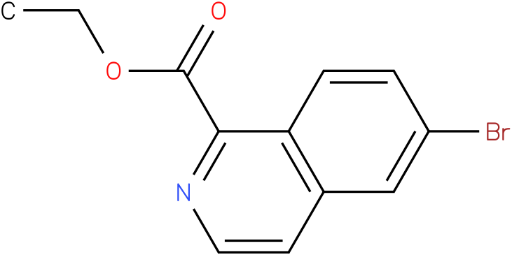 ethyl 6-bromoisoquinoline-1-carboxylate