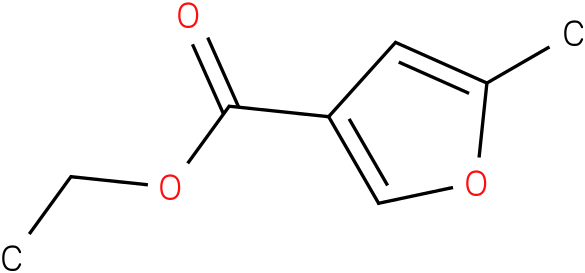 5-methyl-furan-3-carboxylic acid ethyl ester