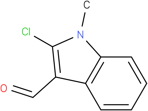 2-Chloro-1-methyl-1H-indole-3-carbaldehyde