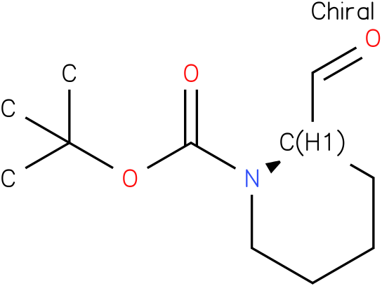 (R)-2-FORMYL-PIPERIDINE-1-CARBOXYLIC ACID TERT-BUTYL ESTER