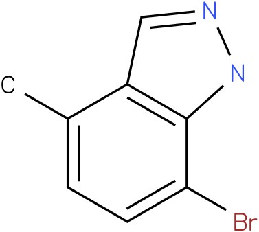 7-Bromo-4-methyl-1H-indazole