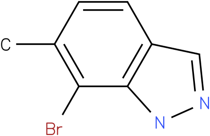 7-Bromo-6-methyl-1H-indazole