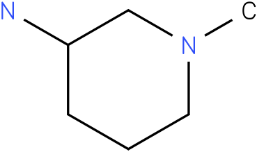 1-Methylpiperidine-3-amine